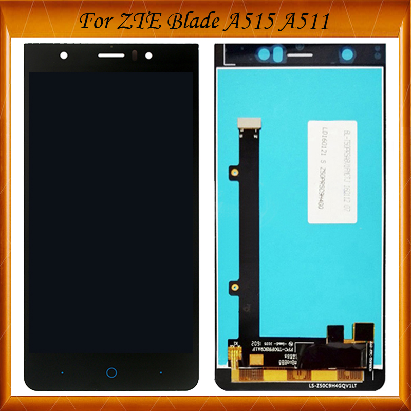 100% Working Well For ZTE Blade A515 A511 Touch Screen+ LCD Screen Display Assembly Replacement IN Stock100% Working Well For ZTE Blade A515 A511 Touch Screen+ LCD Screen Display Assembly Replacement IN Stock