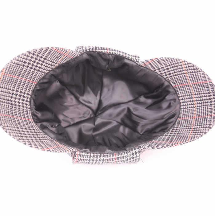 da4a20d5efef5 BUTTERMERE Men Women Sherlock Holmes Hat Deerstalker Woolen Tweed ...