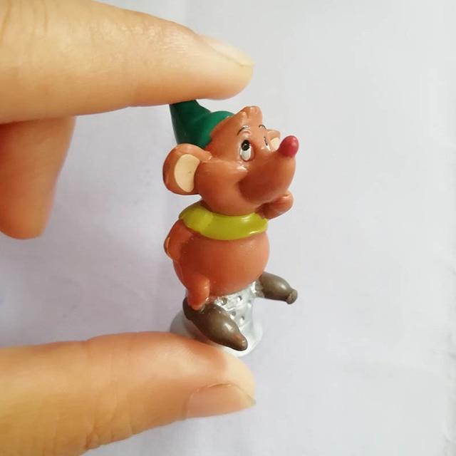 1 pcs cendrillon gus souris action figure jouets poupe 35 cm - Souris Cendrillon
