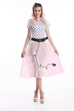 Buy costume 50s dress and get free shipping on AliExpress.com 47c9d20c5017