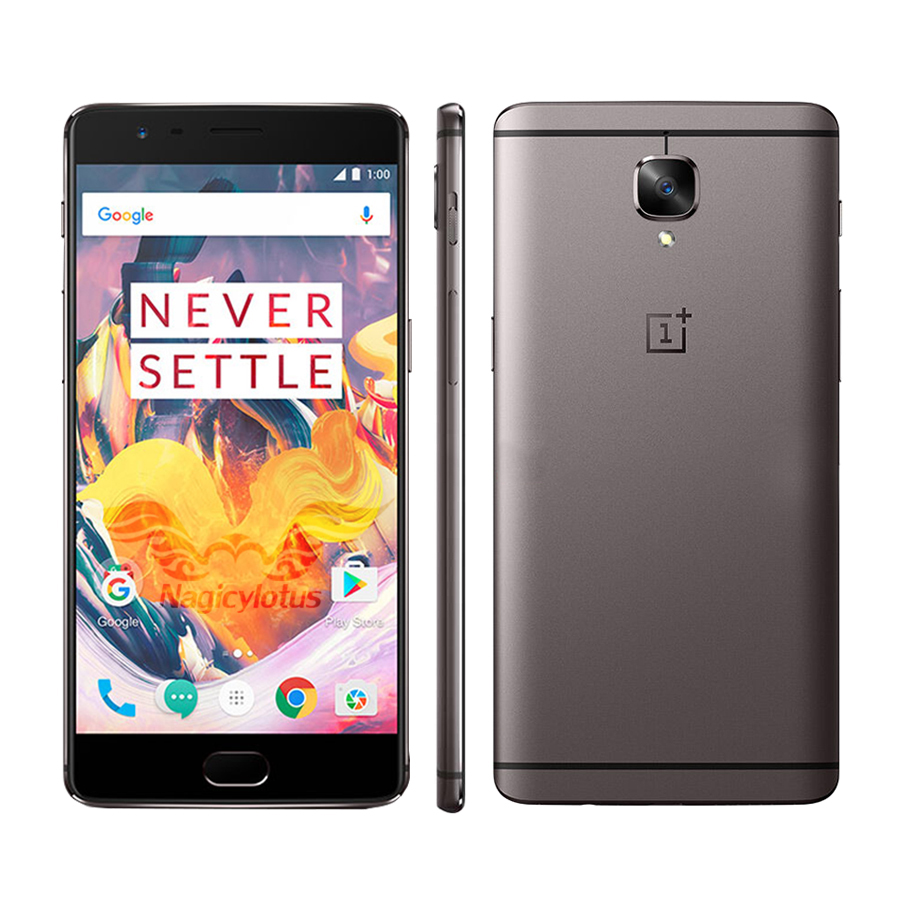 "Image 2 - EU Version Oneplus 3T A3003 Mobile Phone Dual SIM 5.5""2160x1080P 6GB RAM 128GB ROM Snapdragon821 Quad Core NFC 3400mAh Callphone-in Cellphones from Cellphones & Telecommunications"