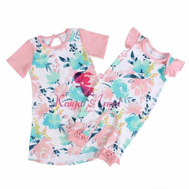8f393b423f5d Kaiya Angel Factory Wholesale 2018 Newborn Baby Rompers Long Sleeve ...