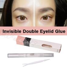 Instantly Eye Lift Double Eyelid Glue Invisible eyelid Long lasting Free Ship