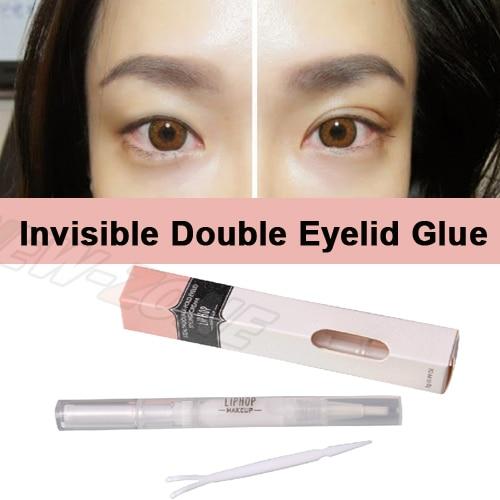 Instantáneamente Eye Lift Doble párpado Pegamento Invisible párpado Duradero a prueba de agua