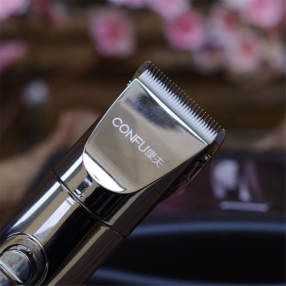 Professionnel T69 électrique tondeuse à cheveux titane lame Lithium batterie hommes tondeuse à barbe Machine de coupe de cheveux Salon utilisation familiale-in Tondeuses à cheveux from Appareils ménagers    3