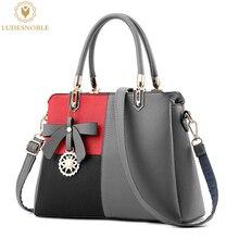 LUDESNOBLE Luxury Handbags Women Bags Designer Handbags High Quality Bags Handbags Women Famous Brands Shoulder Bag Female Bolsa