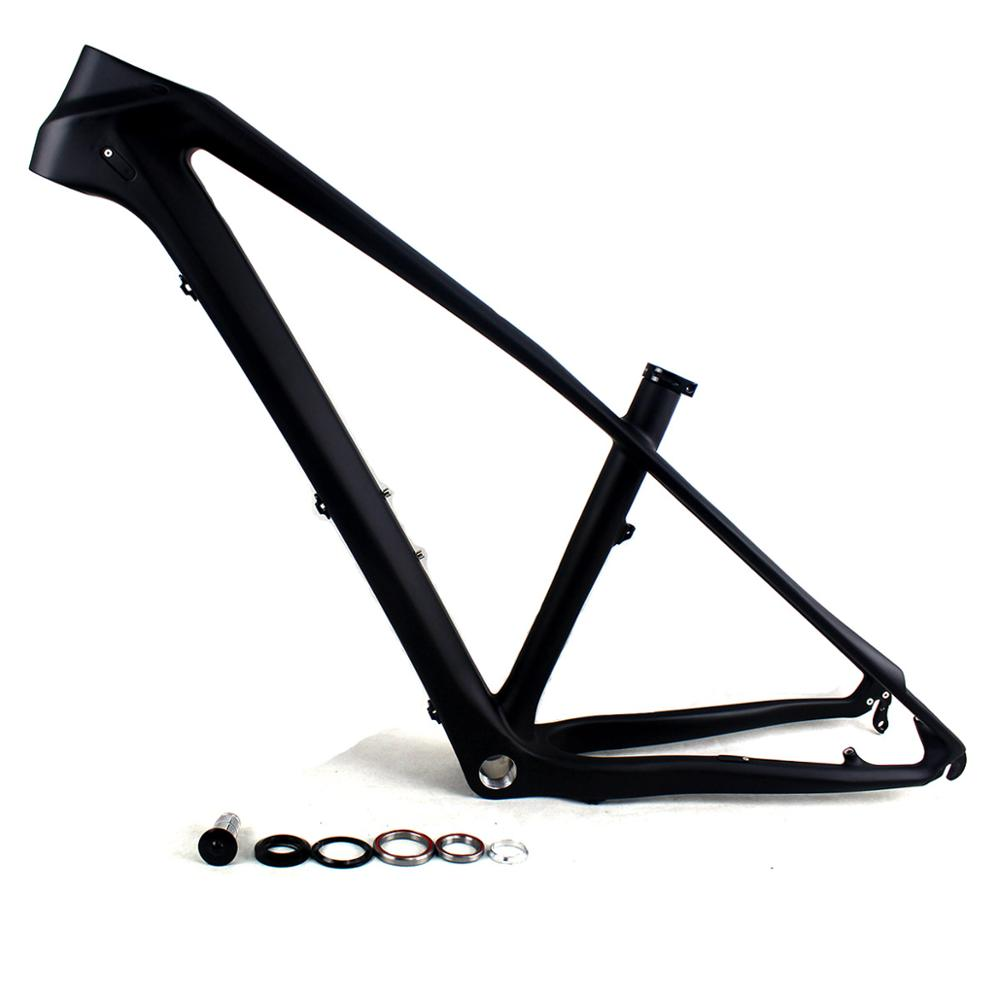 Carbon mtb rahmen 26er Matt china mountainbike frameset chinese ...