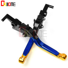 CNC Aluminum Universal Motorcycle Dirt Bike Brake Clutch Levers For BMW F650GS F650 F 650 GS 2000-2005 2001 2002 2003 2004