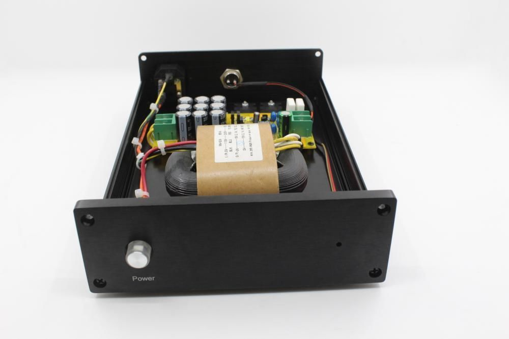 Fini 65VA Ultra Faible Bruit Linéaire Alimentation 5 V 9 V 12 V 15 V 18 V etc