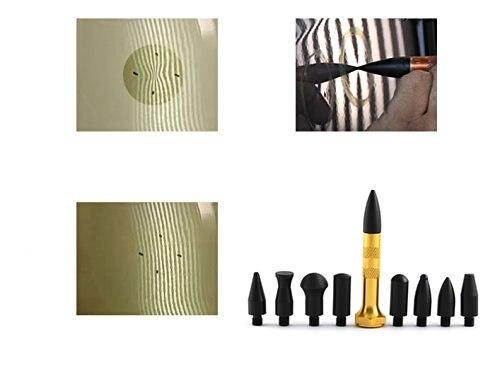 Hliníkové knoflíkové šroubovací hlavy - POM Tap Down - Auto - Sady nástrojů - Fotografie 6
