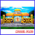 MODEL FANS Jacksdo-Dragon Ball Z Budokai scene SHF resin glasses Sungukong toy factory WCF series of stock