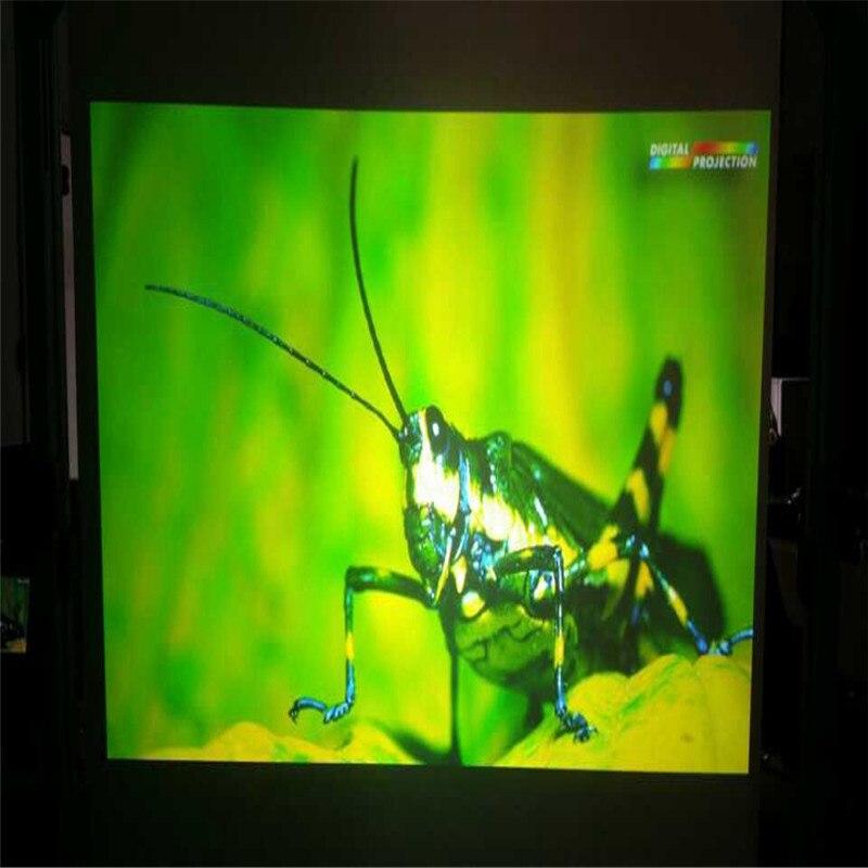 1.52X8 m Gris Holo Feuille Fantôme de Papper Foil Pour la Scène Hologramme test de L'échantillon
