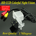 Высокое Качество HD CCD Камера Заднего Вида для Ssangyong kyron rexton камера Заднего Вида с 170 Градусов Объектив Угол Ночного Видения водонепроницаемый