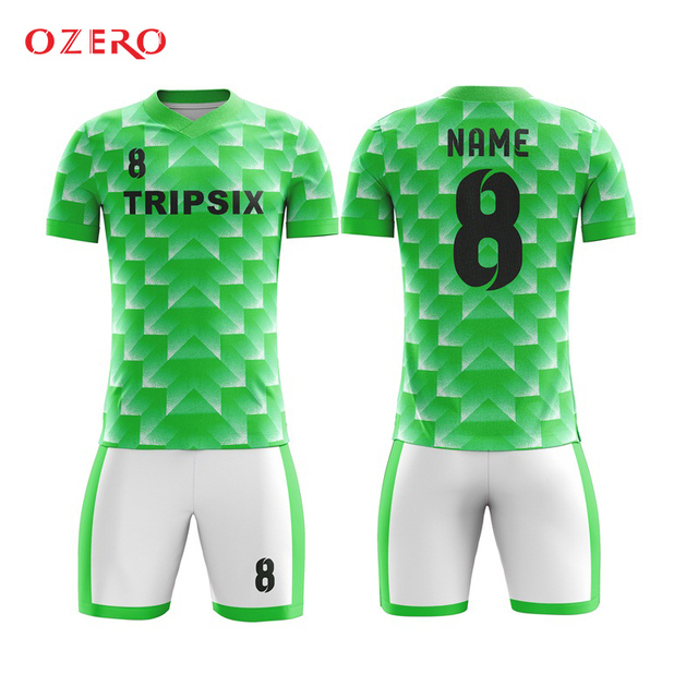 2eb3a8d2d new soccer t shirt design sublimation customizing latest futbol jersey