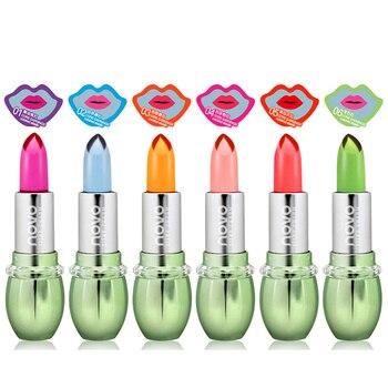 Transparent Matte Nude Lipstick Waterproof Long Lasting Makeup Moisturizing Lip Gloss Make Up Women Beauty