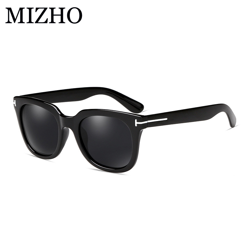 MIZHO 8305 Eye Superstar Eyewear TOM Man Sunglasses Women Designer Brand Polarized TR90 Frame UV Goggle Sheshi për Burra 2019