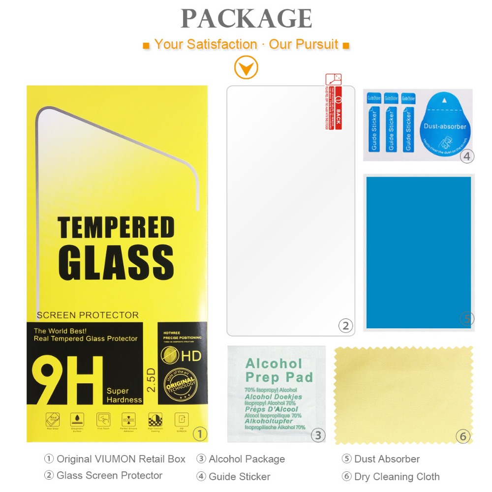 Premium Tempered Glass For Sony Xperia Z1 Z3 Z5 Compact mini M4 Aqua M2 Z3mini Screen Protector Safety Guard Film + Cleaning Kit 1