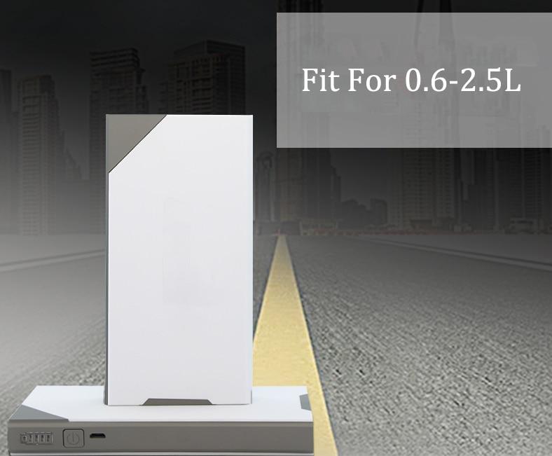 Көп функциялы Car Mini Jump Starter 12V 2.5L - Автомобиль электроникасы - фото 4