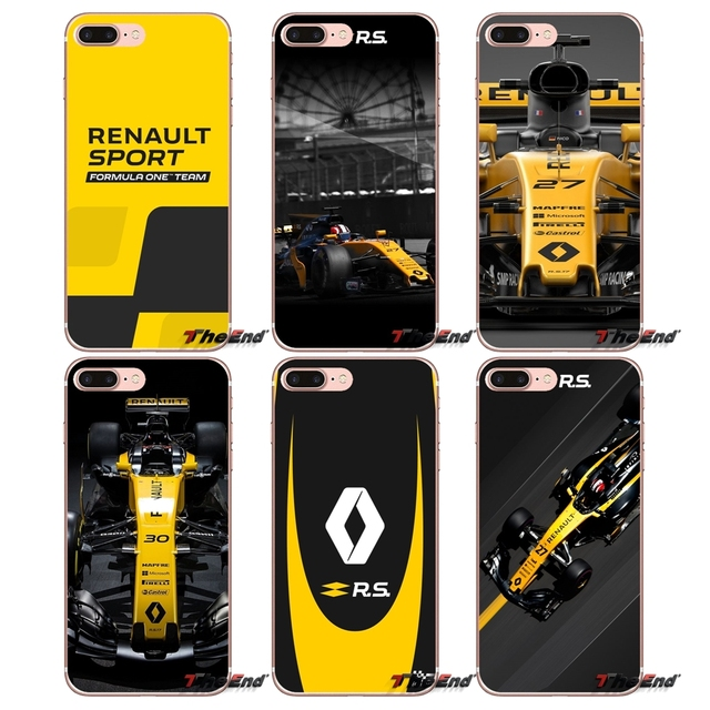 coque iphone 8 renault sport