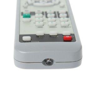 Image 3 - Pilot zdalnego sterowania do projektora Epson EB 410WE EMP X6 EMP S52 EMP X5 EB X6 EB S62 EB 475WI EB 480T EMP 77C 3LCD żarówka jak