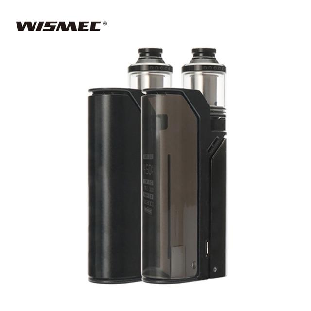 Оригинальный wismec reuleaux RX75 комплект RX 75 мод коробка VW/Bypass/TC-Ni/TC-Ti/TCSS/TCR с Amor мини распылителем 2 мл электронная сигарета