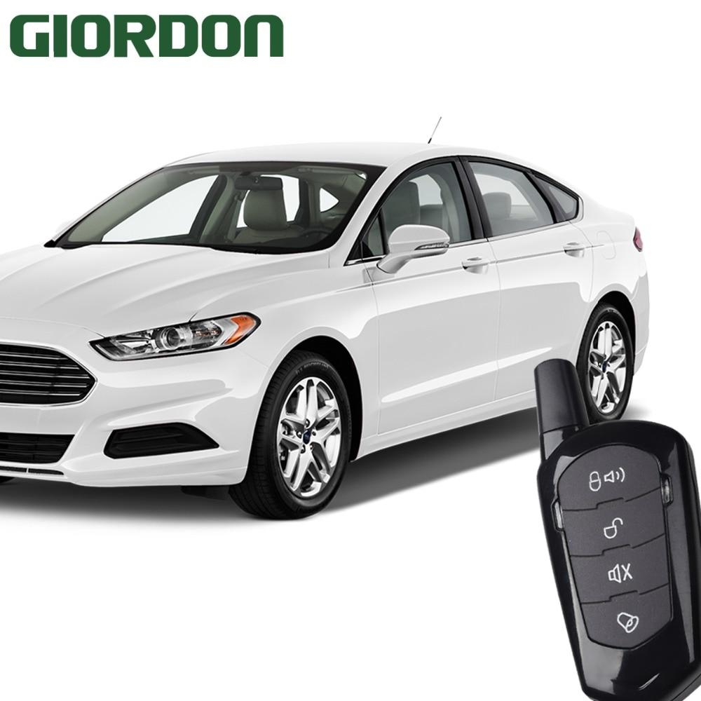 SmartPhone contrôle PKE voiture système d'alarme Kit intelligent passif Auto verrouillage Central voiture porte sans clé bouton poussoir à distance 900