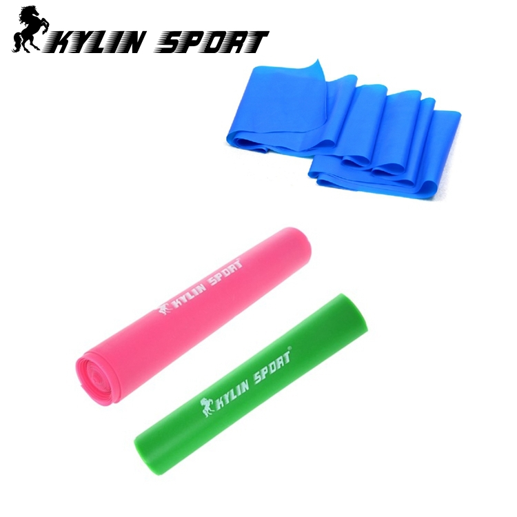 Abs Latex Resistance Yoga Gym Pilates Fitness Workout Rope Bands Stretch Exercise China