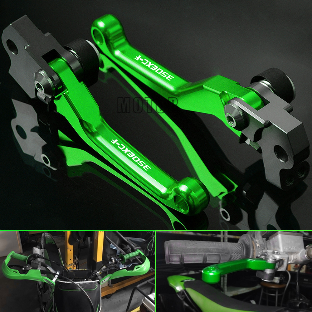 Dirt Bike Pit Bike Pivot Brake Clutch Levers For <font><b>KTM</b></font> 350EXC-<font><b>F</b></font> <font><b>350</b></font> <font><b>EXC</b></font> <font><b>F</b></font> <font><b>350</b></font> EXCF 350EXCF 2011 2012 2013 2014 2015 <font><b>2016</b></font> 2017 2018 image