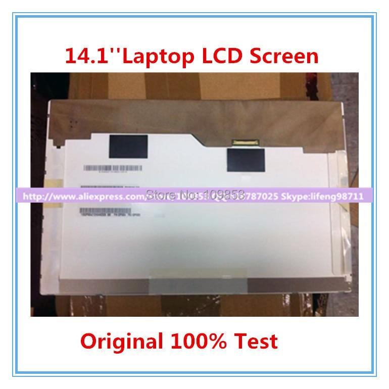 For LENOVO T410 LED LCD SCREEN FULL HD B141PW04 V.0 LTN141BT09 LP141WP3 1440*900