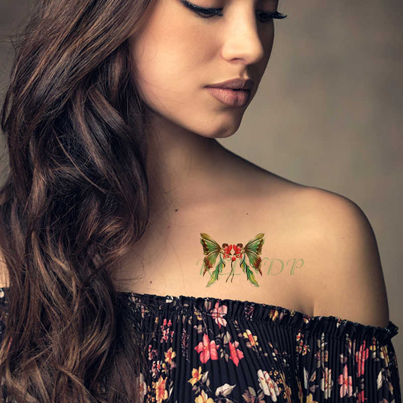 Водостойкая временная татуировка наклейка Сова Стенд в ветке тату стикер s флэш-тату поддельные татуировки для детей мужчин, женщин и детей