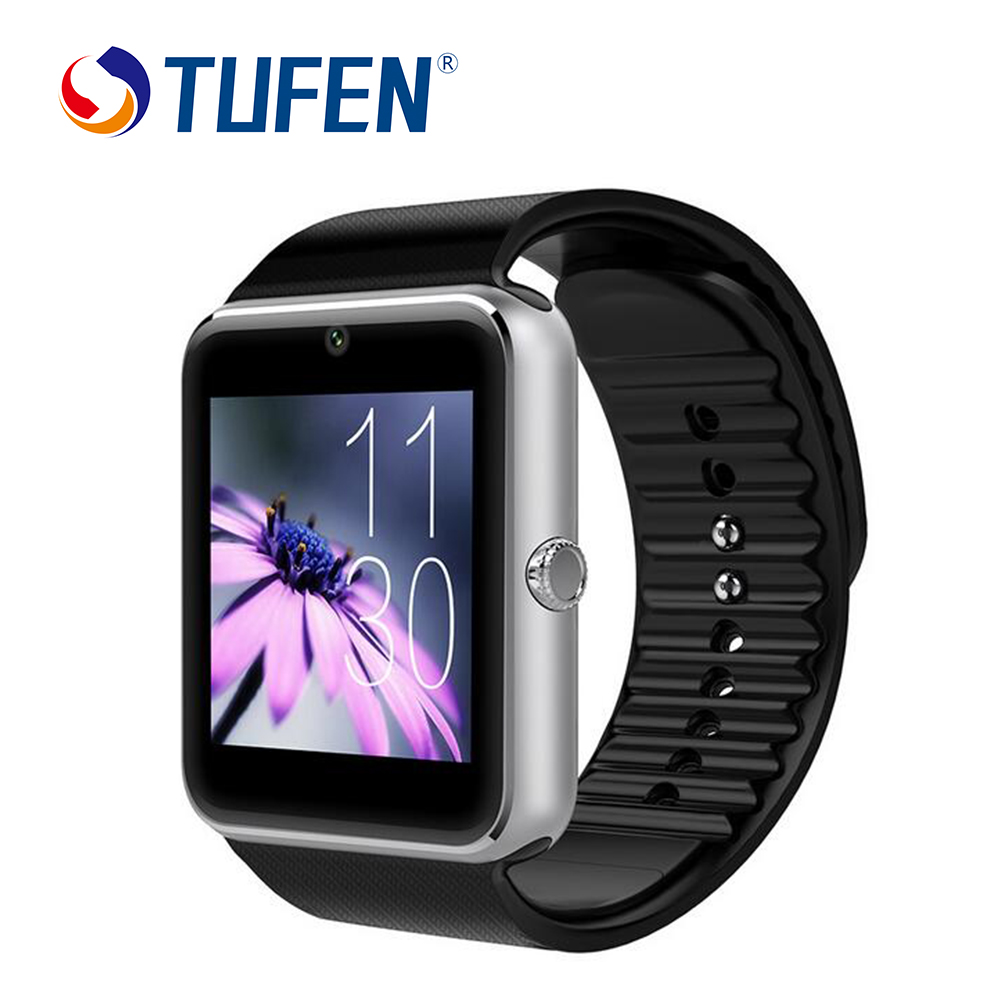 Smart Watch GT08 Clock With Sim Card Slot Push Message Bluetooth Connectivity Android Phone Better Than DZ09 GV18 M26 Smartwatch new arrive gt08 smart watch bluetooth sim card slot push message bluetooth connectivity nfc for iphone android phoones