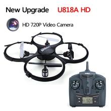 UDI U819A 4CH 360 Degree Flips 2 4GHz RC Quadcopter Drone with 2MP Camera Headless Mode