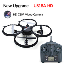 UDI U819A 4CH 360 Degree Flips 2.4GHz RC Quadcopter Drone with 2MP Camera Headless Mode RTF