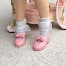 """Blythe Bow Fashion Pink 12 """"pour les chaussures de poupée"""
