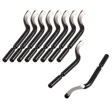 Onarım bölümü Deburred aracı BS1010 S10 çapak alma bıçakları 10 adet