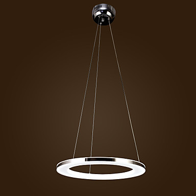 20CM Acrylic Modern LED Pendant Lighting Lamp For Home Living Dinning Room,Lustres e PendenteS Sala Teto Lamparas стоимость