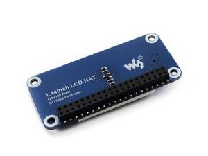 Image 4 - Waveshare 1.44 インチ lcd ディスプレイ帽子ラズベリーパイ 2B/3B/3B +/ゼロ/ゼロワット 128 × 128 ピクセル spi インタフェース led バックライト 3.3 v
