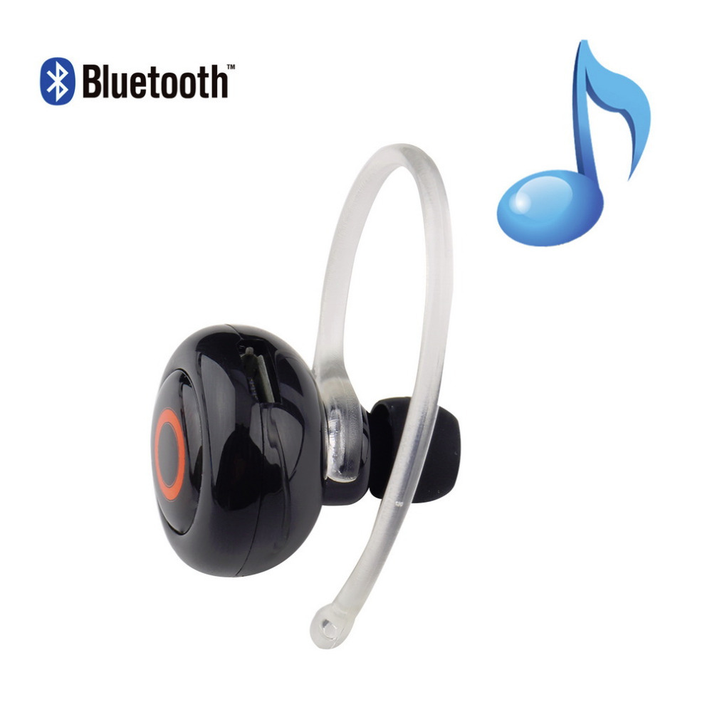 Smallest Music + Phone Calls Hands-free Stereo Bluetooth Mini Earphone Headset For iPhone 7 6 6 Plus 5s 5c Galaxy S5 Note 3 4 remax t9 mini wireless bluetooth 4 1 earphone handsfree headset for iphone 7 samsung mobile phone driving car answer calls