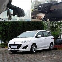 For Mazda 5 APP Control Car Wifi DVR Auto Driving Driving Recorder hidden installation WDR G-sensor Dash Cam Car Black Box 1080P