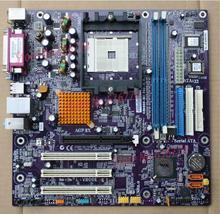 k8m800-m3 motherboard l-v800e754 needle original box bag