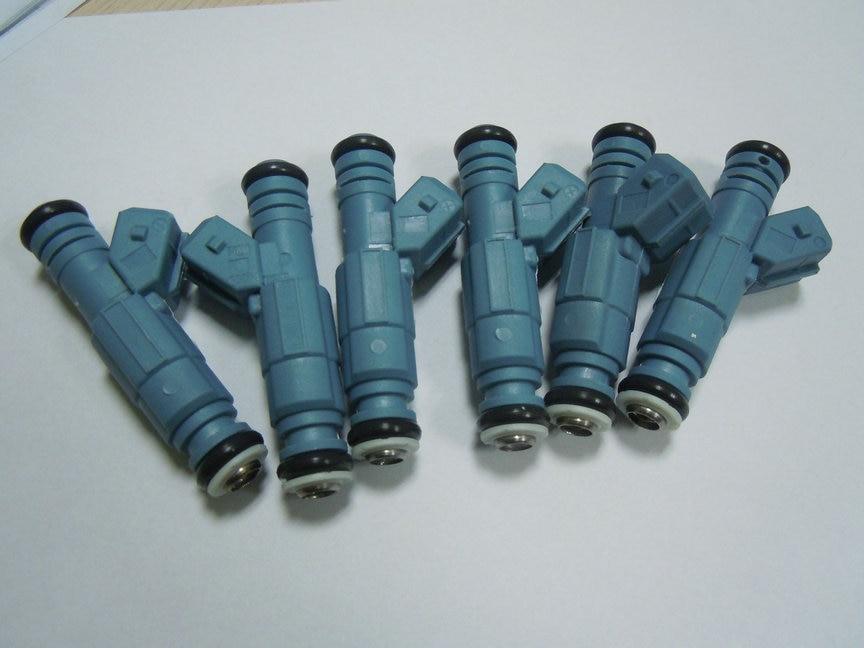 Vysoce výkonný vstřikovač paliva 470cc EV6 0280156280 0280 156 280 pro motor 2,0