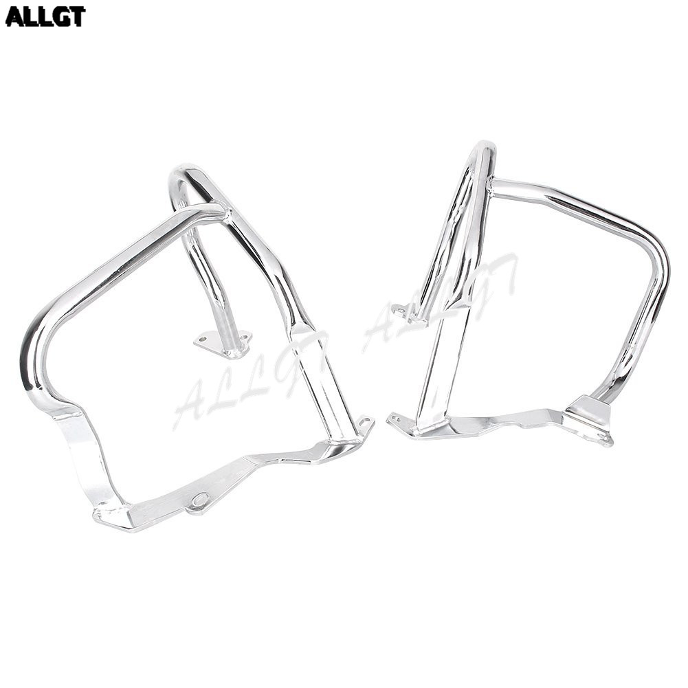 Motorcycle Front Crash Bar Guard Protection for BMW R1200RT 2014 2015 2016 14 15 16