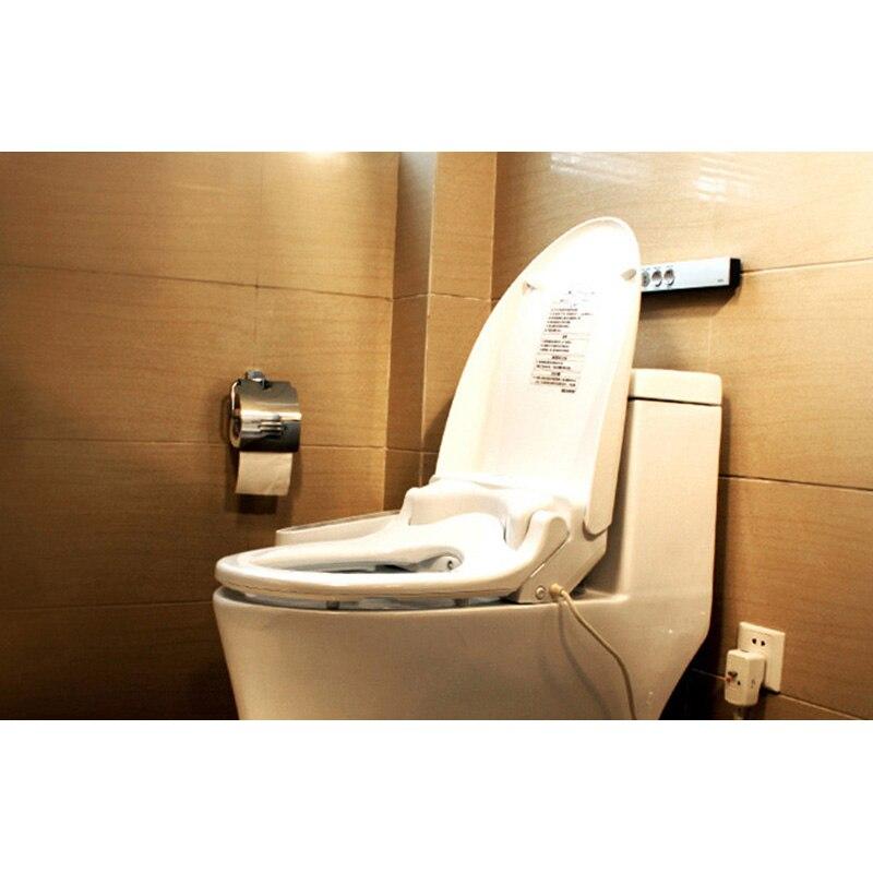 Hygienic Shower Bathroom Shattaf WC Washlet Toilet Bidet Cover ...