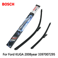2pcs Lot Bosch Car AEROTWIN Wipers Windshield Wiper Blades Dedicated Wipers For Ford KUGA 2008year 3397007295