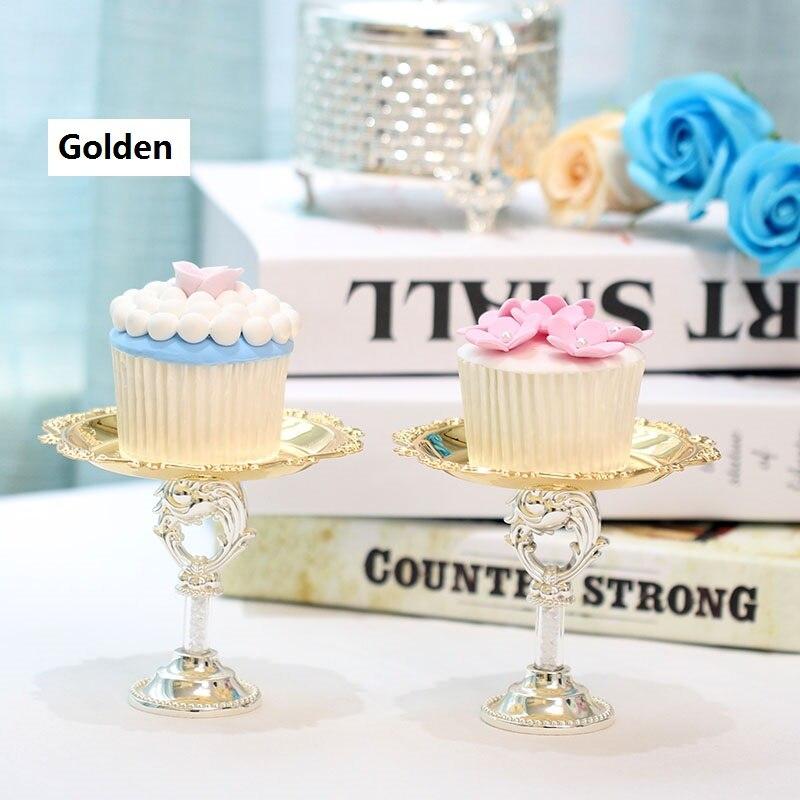 Hochzeitstorte zugunsten Dekoration Mini Tortenständer in Paar mit - Partyartikel und Dekoration - Foto 5