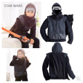The New Star Wars Autumn Boys and Girls Cotton Hooded Jacket