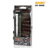 Jakemy JM-8166 المحمول مفك مجموعة أدوات إصلاح اليد المهنية عدة ل إصلاح الهاتف المحمول الكمبيوتر الإلكترونية نموذج ديي