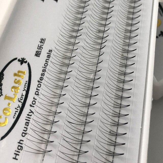 2018 Grafting False Eyelashes Black Natural Long Professional