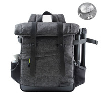 Lowepro Fashion Camera Bag National Geographic Waterproof DSLR Camera Backpack Cases for Canon Nikon Sony Lens Cases camera tas