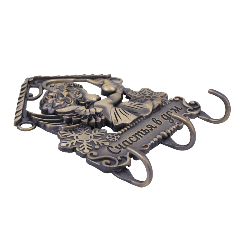 Clothes Key hook for keys Door Wall Hook Hanger handbag Keys Bathroom Kitchen retro Holder.